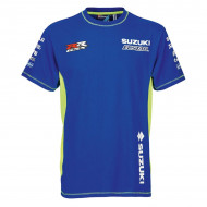 T-SHIRT SUZUKI MOTOGP TEAM 2018