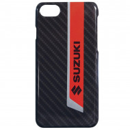 COQUE POUR IPHONE 7 et 8 SUZUKI TEAM BLACK