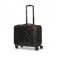 audemar:VALISE BUSINESS A ROULETTES SUZUKI TEAM BLACK