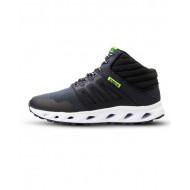audemar:Jobe sneakers Discover noires modèle haut