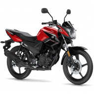 YAMAHA YS125 Power Red