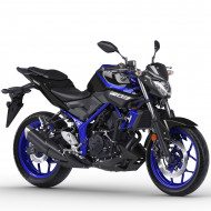 MT-03 Yamaha Blue