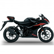 audemar:GSX-R125 Solid Black