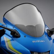 BULLE HAUTE CLAIRE POUR SUZUKI GSX-R125