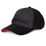 audemar:CASQUETTE SUZUKI TEAM BLACK 2018