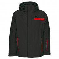 audemar:VESTE PARKA SUZUKI TEAM BLACK