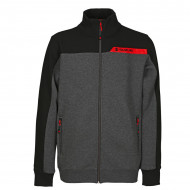audemar:SWEAT ZIPPÉ SUZUKI TEAM BLACK