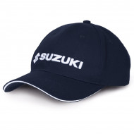 audemar:CASQUETTE SUZUKI TEAM BLUE