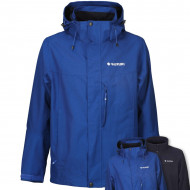 audemar:VESTE PARKA SUZUKI TEAM BLUE