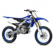 audemar:YZ250F Racing Blue Profil droit