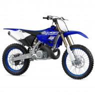 audemar:YZ250 Racing Blue Profil Droit