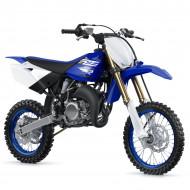 audemar:YZ85 Racing Blue Profil droit