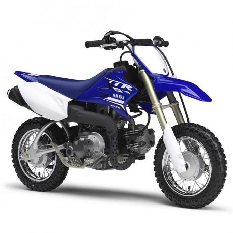 audemar:TT-R50E Racing Blue Avant droit