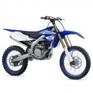 audemar:YZ450F Racing Blue Profil droit