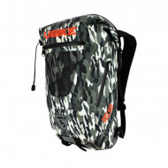 SAC À DOS ÉTANCHE UBIKE EASY PACK+ CAMOUFLAGE