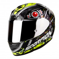audemar:CASQUE INTEGRAL SCORPION EXO 2000 EVO AIR LACAZE