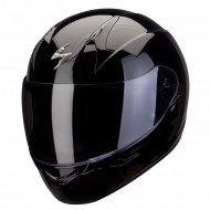 audemar:CASQUE INTEGRAL SCORPION EXO 390 NOIR