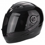 audemar:CASQUE INTEGRAL SCORPION EXO 490 NOIR