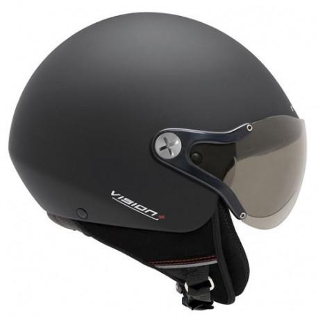 audemar:Casque NEXX X60 Vision+ Noir Mat