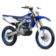 audemar:WR450F Racing Blue Avant droit