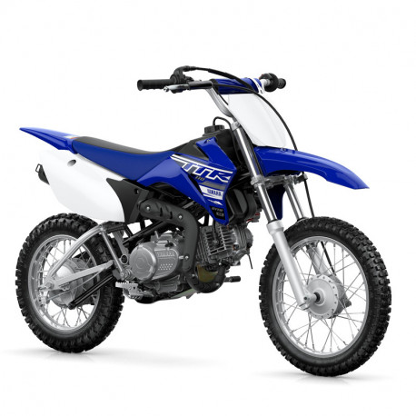 audemar:TT-R110E Racing Blue Avant droit