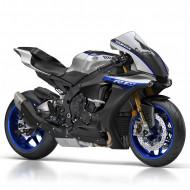 audemar:YZF-R1M Silver Blu Carbon