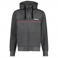 audemar:SWEAT GRIS ZIPPÉ HOMME YAMAHA REVS 2019