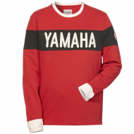 SWEAT ROUGE ALAMO POUR HOMME-YAMAHA FASTER SONS 2019