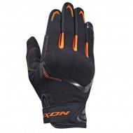Gants IXON RS Lift 2.0 Noirs et oranges