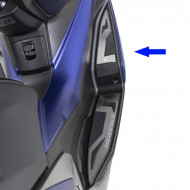 PLATINES REPOSE-PIEDS FRONTAUX KYMCO POUR XCITING S400I