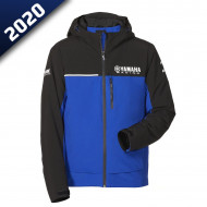 audemar:BLOUSON HOMME BIRMING-YAMAHA PADDOCK BLUE 2020
