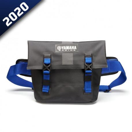 audemar:SACOCHE BANANE ÉTANCHE TIRANA-YAMAHA PADDOCK BLUE 2020
