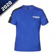 audemar:T-SHIRT SPORT HOMME LAMBETH-YAMAHA PADDOCK BLUE 2020