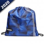 audemar:SAC A CASQUE ANKARA-YAMAHA PADDOCK BLUE 2020