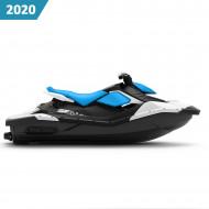 audemar:SEA-DOO SPARK 2020 SPARK VANILLE BLEUET