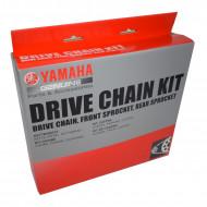 KIT CHAINE ORIGINE YAMAHA MT07 - XSR700