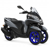 audemar:YAMAHA TRICITY 125 ICON GREY