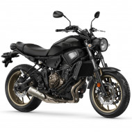 audemar:XSR 700 Tech Black