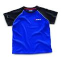 T-Shirt Enfants Suzuki Bleu/Noir