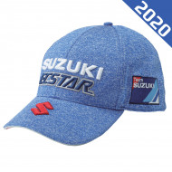 audemar:CASQUETTE VINTAGE ADULTE SUZUKI MOTOGP TEAM 2020