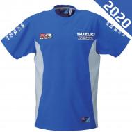T-SHIRT HOMME SUZUKI MOTOGP TEAM 2020