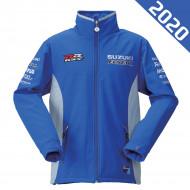 audemar:SOFTSHELL HOMME SUZUKI MOTOGP TEAM 2020