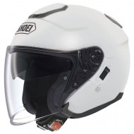 audemar:Casque Jet Shoei J-Cruise White
