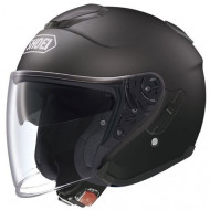 audemar:Casque Jet Shoei J-Cruise Matt Black