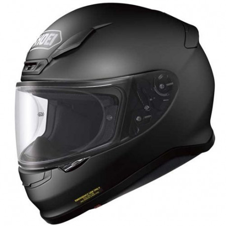 audemar:Casque Intégral Shoei NXR Matt Black