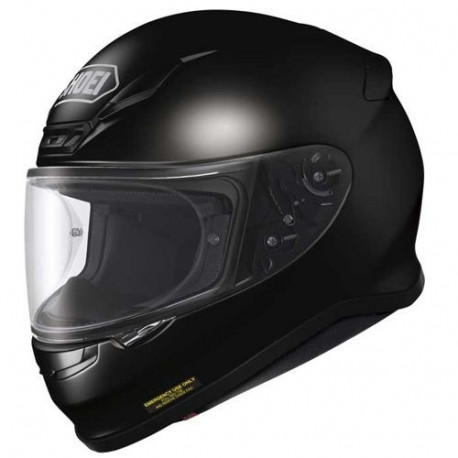 Casque Intégral Shoei NXR Black