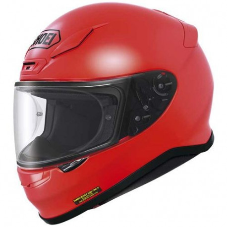 audemar:Casque Intégral Shoei NXR Shine Red