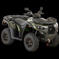 audemar:KYMCO MXU 550l T3B 2020