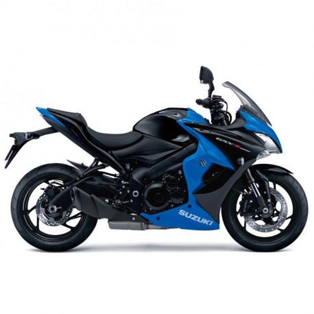 audemar:GSX-S1000F Blue