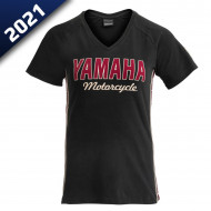 T-SHIRT FASTER SONS YAMAHA RANDALL POUR FEMME